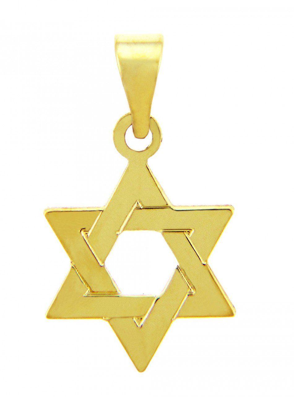 K gold jewish star of david pendant jewish heritage pendant charm