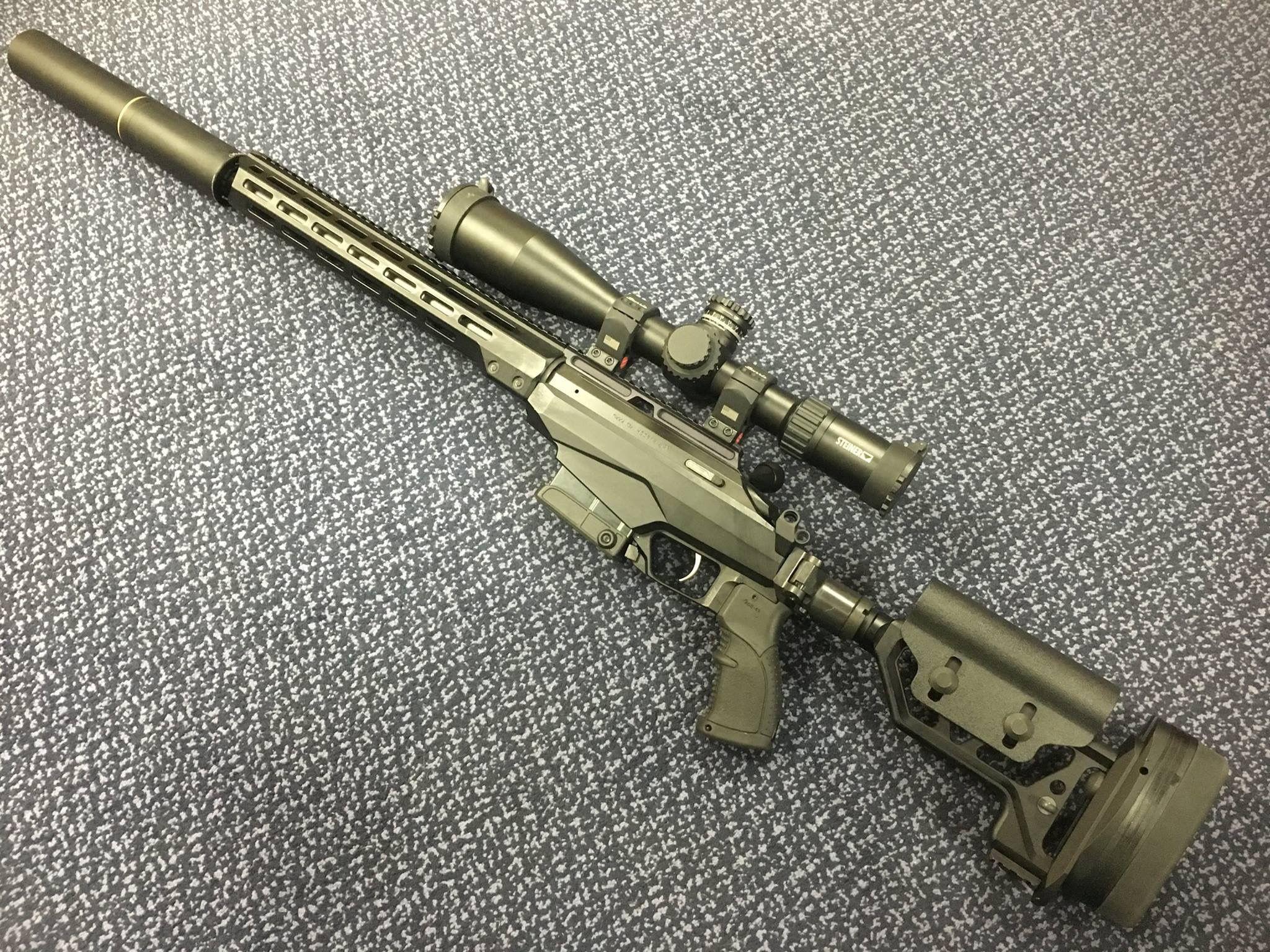 Tikka T3x TAC A1 | Guns | Pinterest | Hunting rifles, Guns and Firearms
