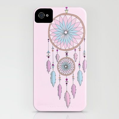 Dreamcatcher cell phone iphone case