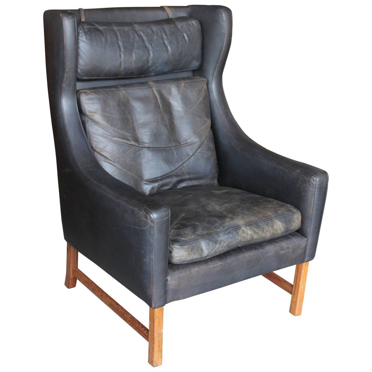 Lederohrensessel Pin By Michael Levin On Misc Wingback Chair Leather Wingback