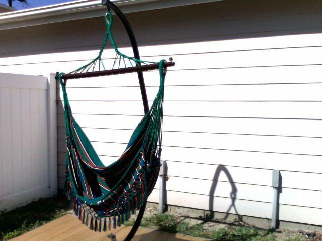 diy hammock chair stand designs diy hammock chair stand designs   hammock   pinterest   hammock      rh   pinterest ca