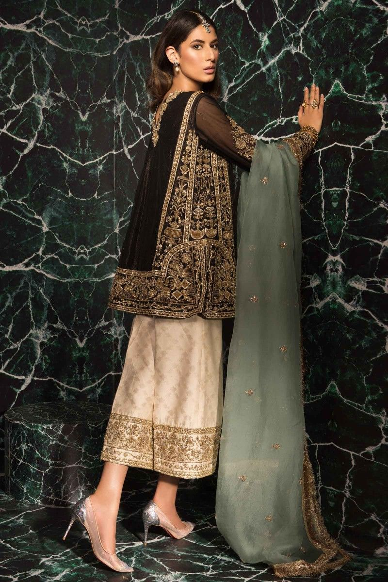 Pakistani Pakistani Fashion Party Wear Pakistani Outfits Pakistani Formal Dresses,Tea Length Wedding Dresses With Pockets