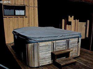 DIY, build a hot tub deck