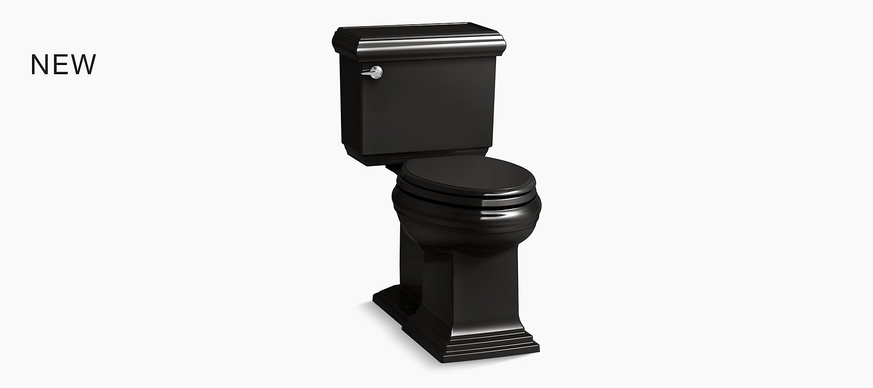 Memoirs Classic Comfort Height Elongated Toilet | K-6999 | KOHLER