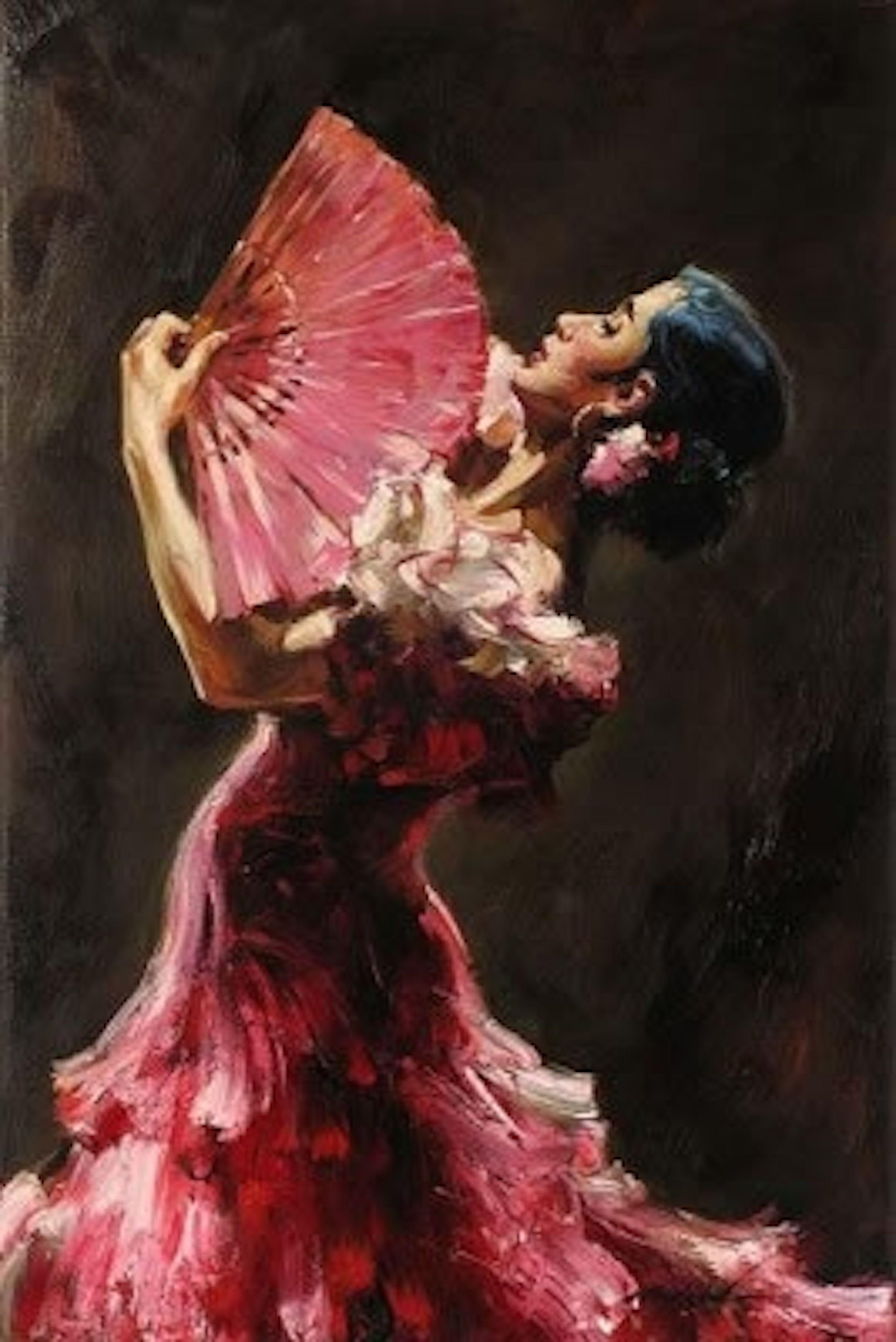 Spanish Beauty by Andrew Atroshenko