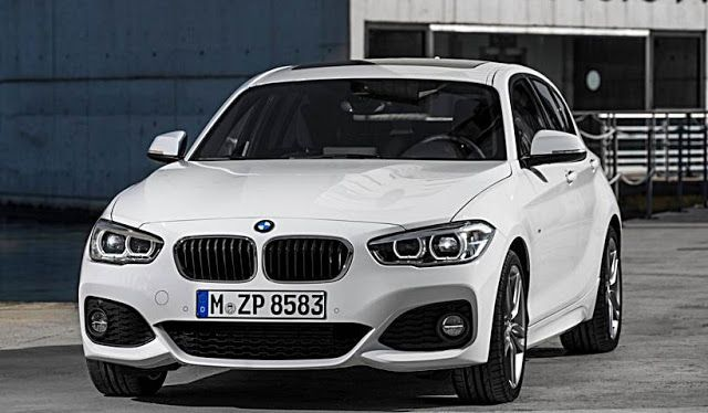 2016 Bmw F52 1 Series Sedan Spied Bmw Bmw 1 Series Bmw 118