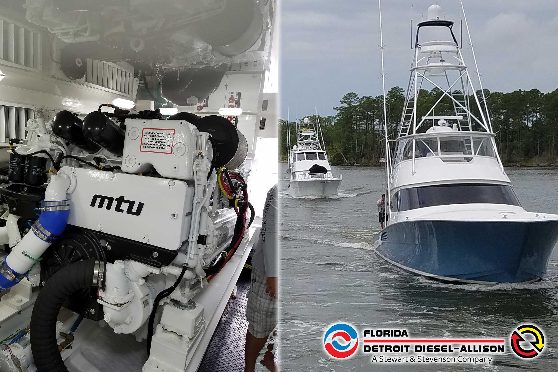 Florida Detroit Diesel Allison Fdda On Pinterest Marine Engine Coolant