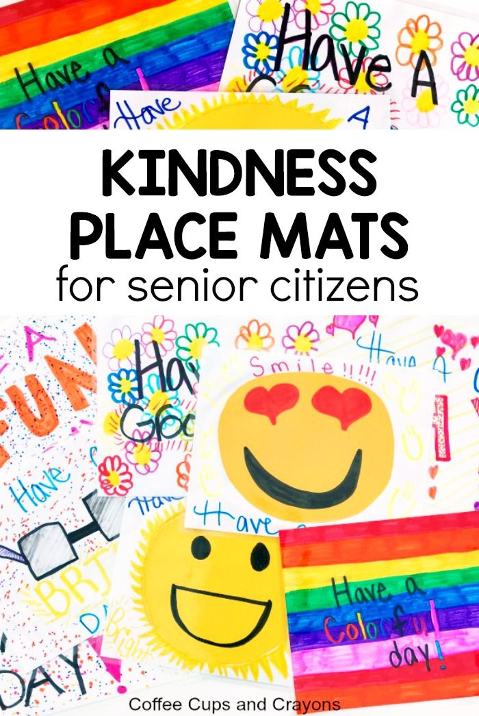 Awesome Act of Kindness for Senior Citizens | Kind Kids Club