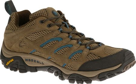 8f82f19ccf3e Merrell Mens Moab Ventilator Hiking Shoe J32549