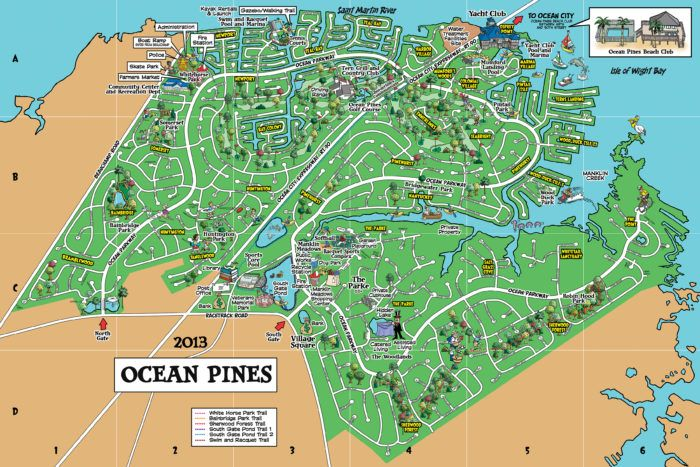The Tiny Beach Town In Maryland Youve Never Heard Of But Need To