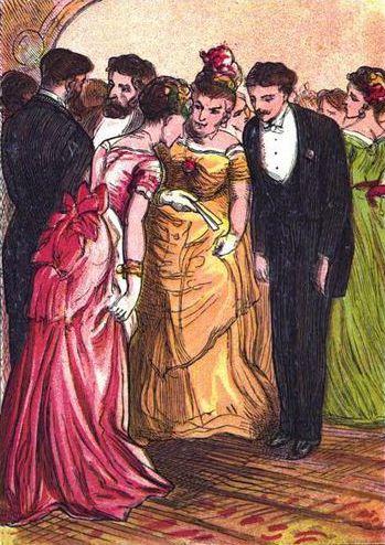 Courtship etiquette