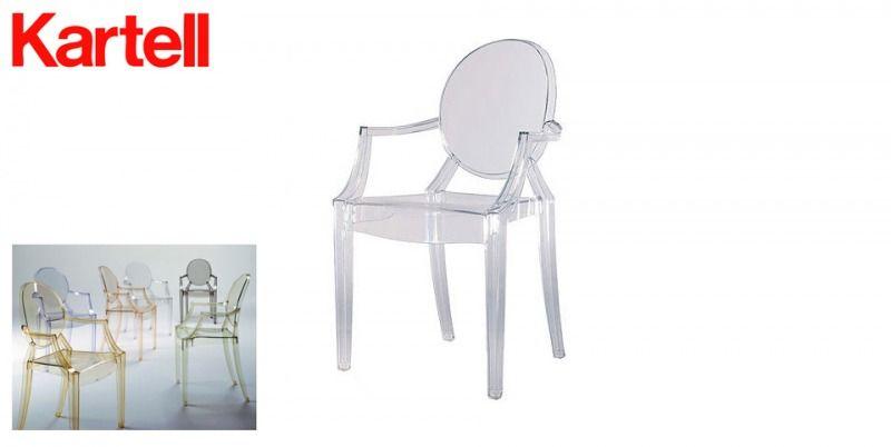 Louis Ghost -tuoli