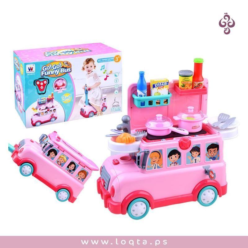 اصنعي طفولة جميلة ورائعة لاطفالك نمي مواهبهم واجعليهم يعيشوا افضل اللحظات متوفر في مدن الضفة الغربية سيارة للأطفال 3 في 1 مثيرة ت Toy Car Toys Car