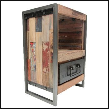 recycled industrial furniture. Reclaimed Wood Industrial Furniture Recycled Industrial Furniture