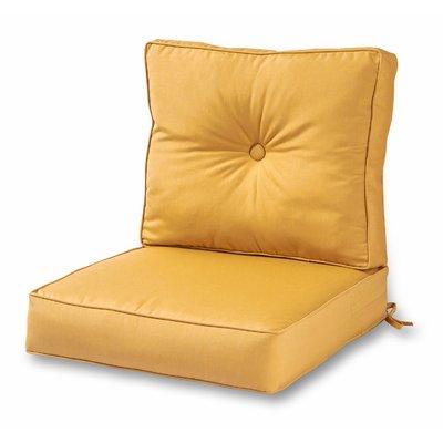 Breakwater Bay Deep Indoor Outdoor Sunbrella Cushion Outdoor Deep Seat Cushions Outdoor Lounge Chair Cushions Deep Seat Cushions
