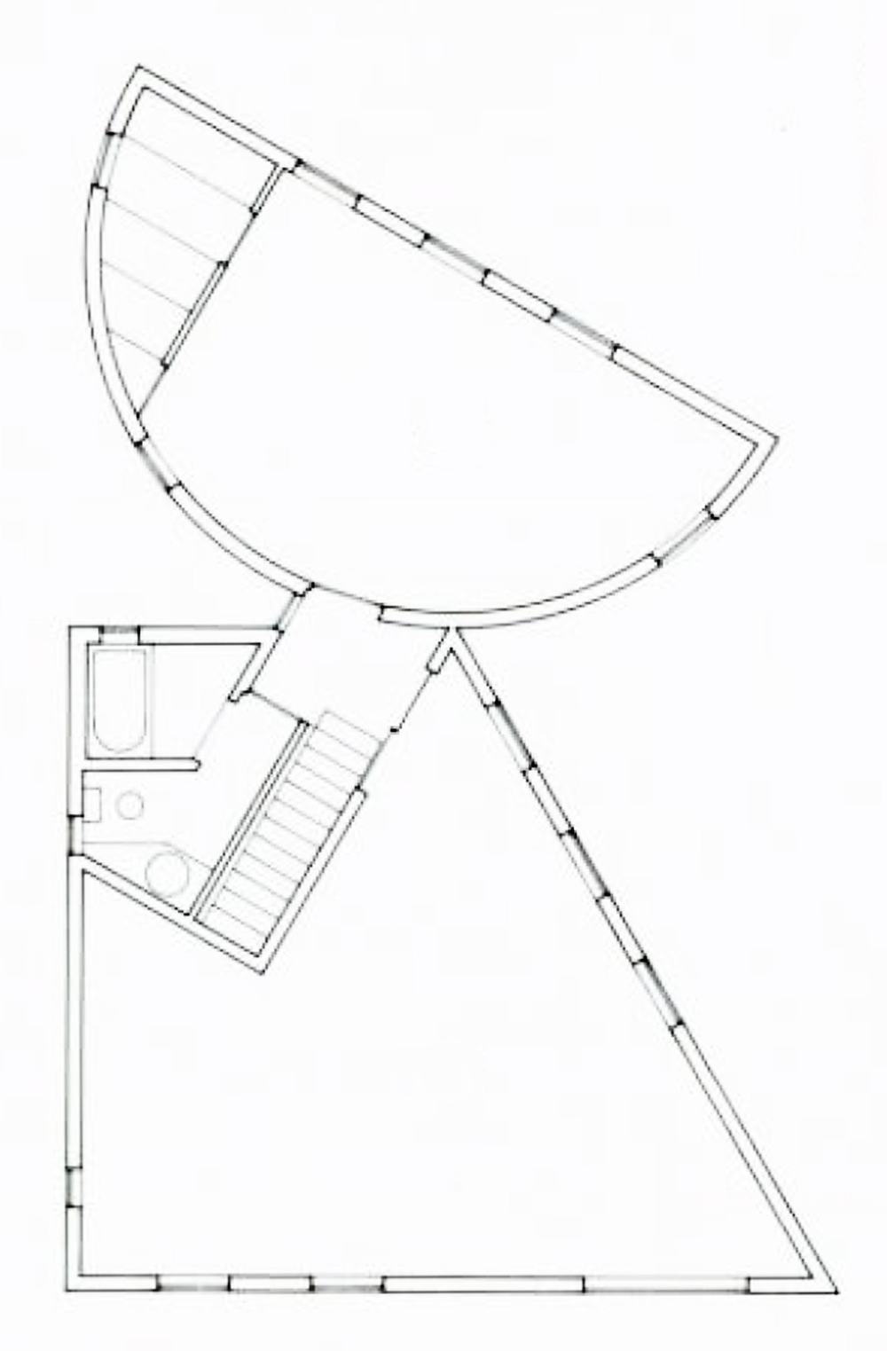 Archive Of Affinities Kazuo Shinohara Tenmei House Plan In 2020 How To Plan Concept Diagram Architecture Drawing