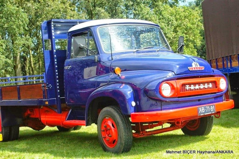 Terry | Ford trucks, Ford and Commercial vehicle