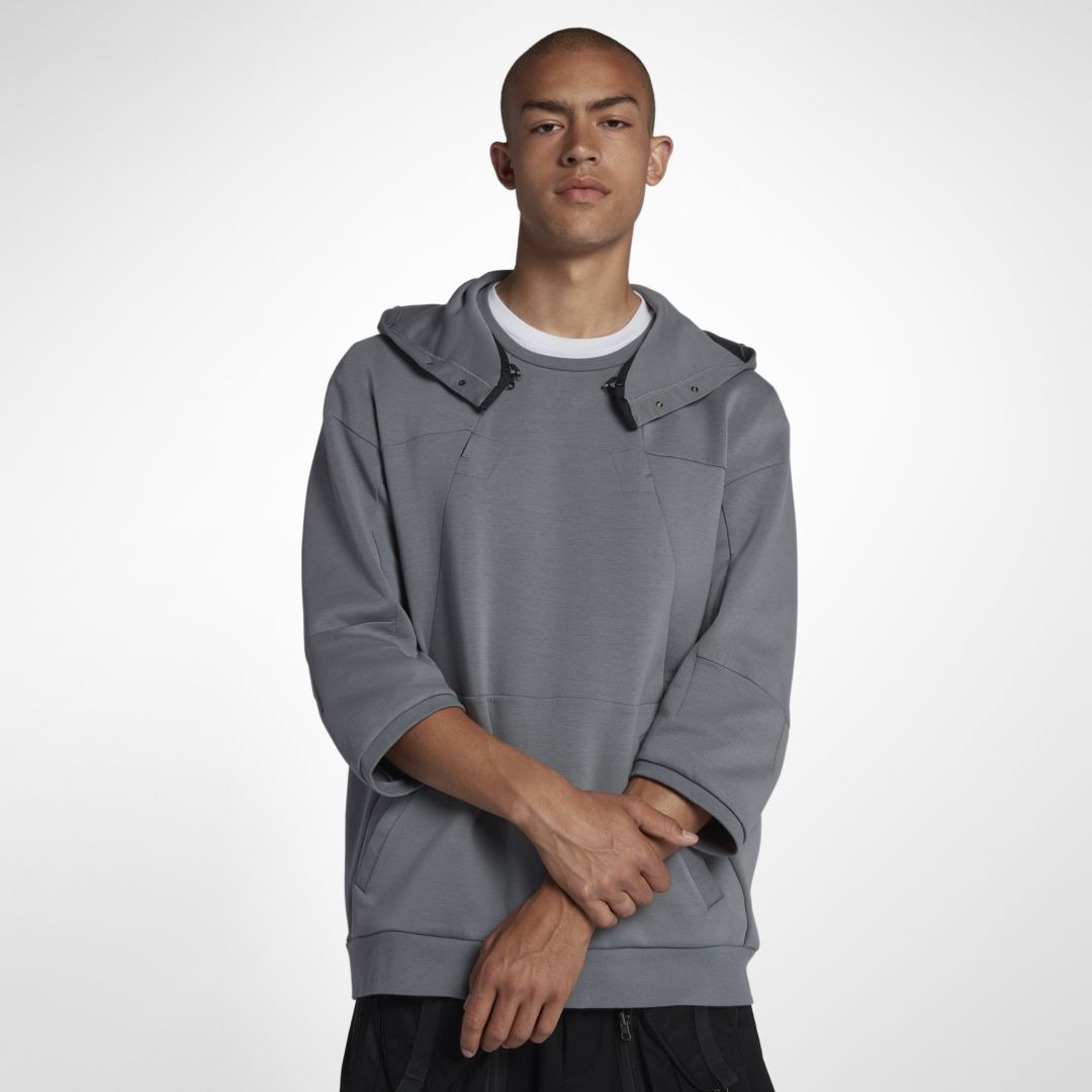 ba2387a85bbb2 NikeLab ACG Mens Fleece Top Size M (Cool Grey) | Products | Mens ...
