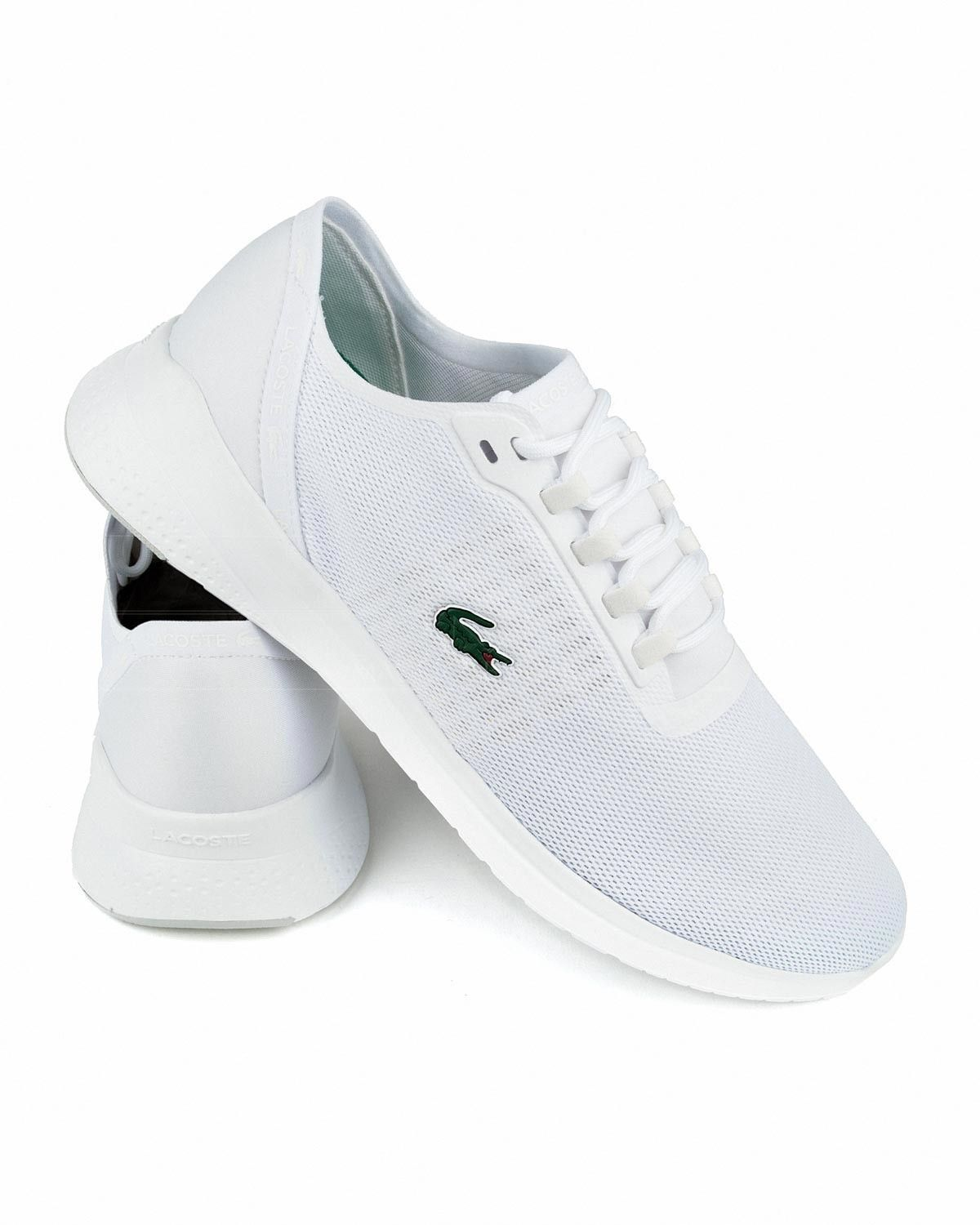 the best attitude 82895 9b0fc Zapatillas LACOSTE ® Lt Fit ✶ Blanco   ENVIO GRATIS