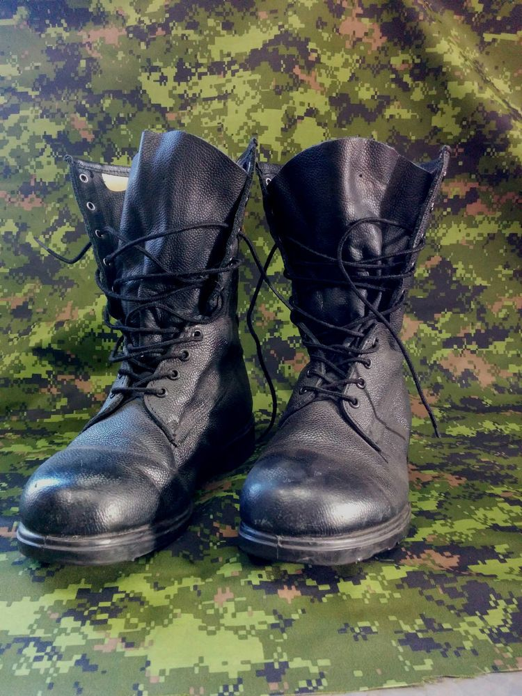 720412feb1c GOOD CONDITION Used Canadian Military Army Surplus Mk 3 Combat boots  #Unbranded #Military
