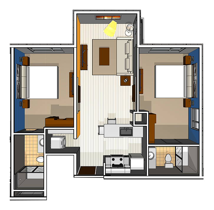 Looking For A #2Bedroom Apartment? Our #apartments Are All