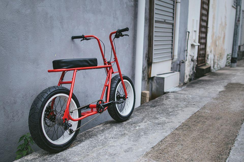 Coast Cycles Ruckus 7 Bike Mini Bike Cool Bicycles