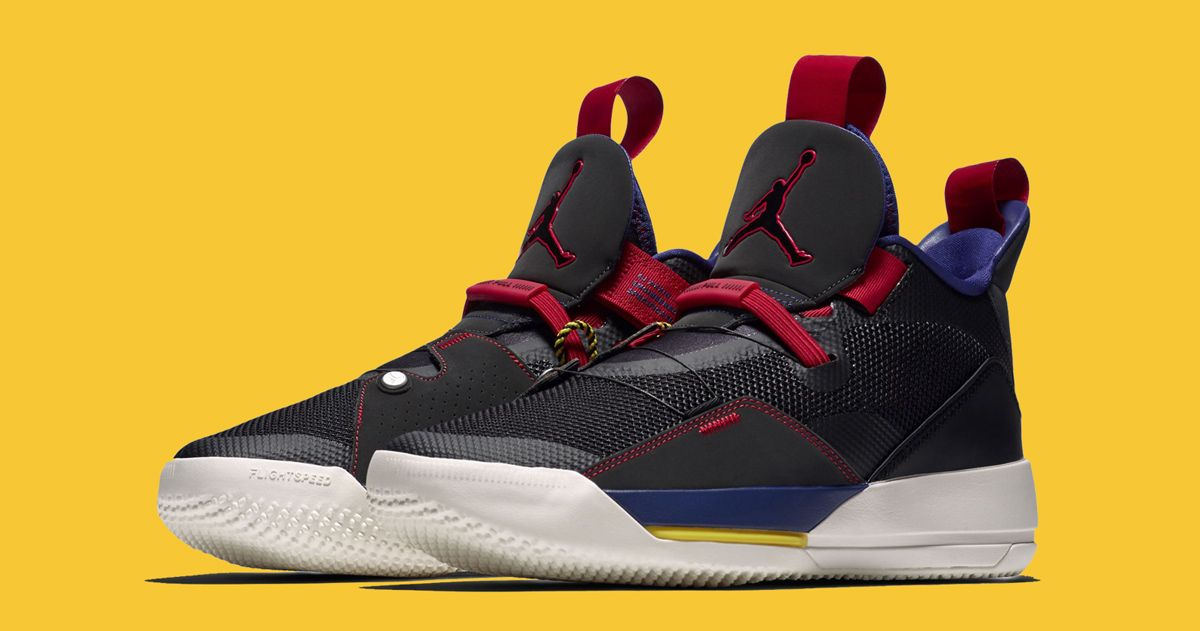 Official Images Air Jordan 33 PF