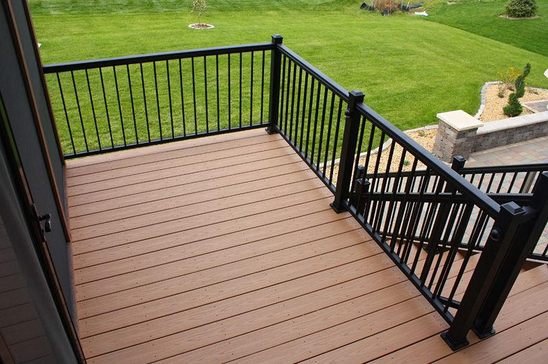 Harmony Railing Residential Deck Railing System Aluminum Railing Deck Deck Railings Aluminum Porch Railing