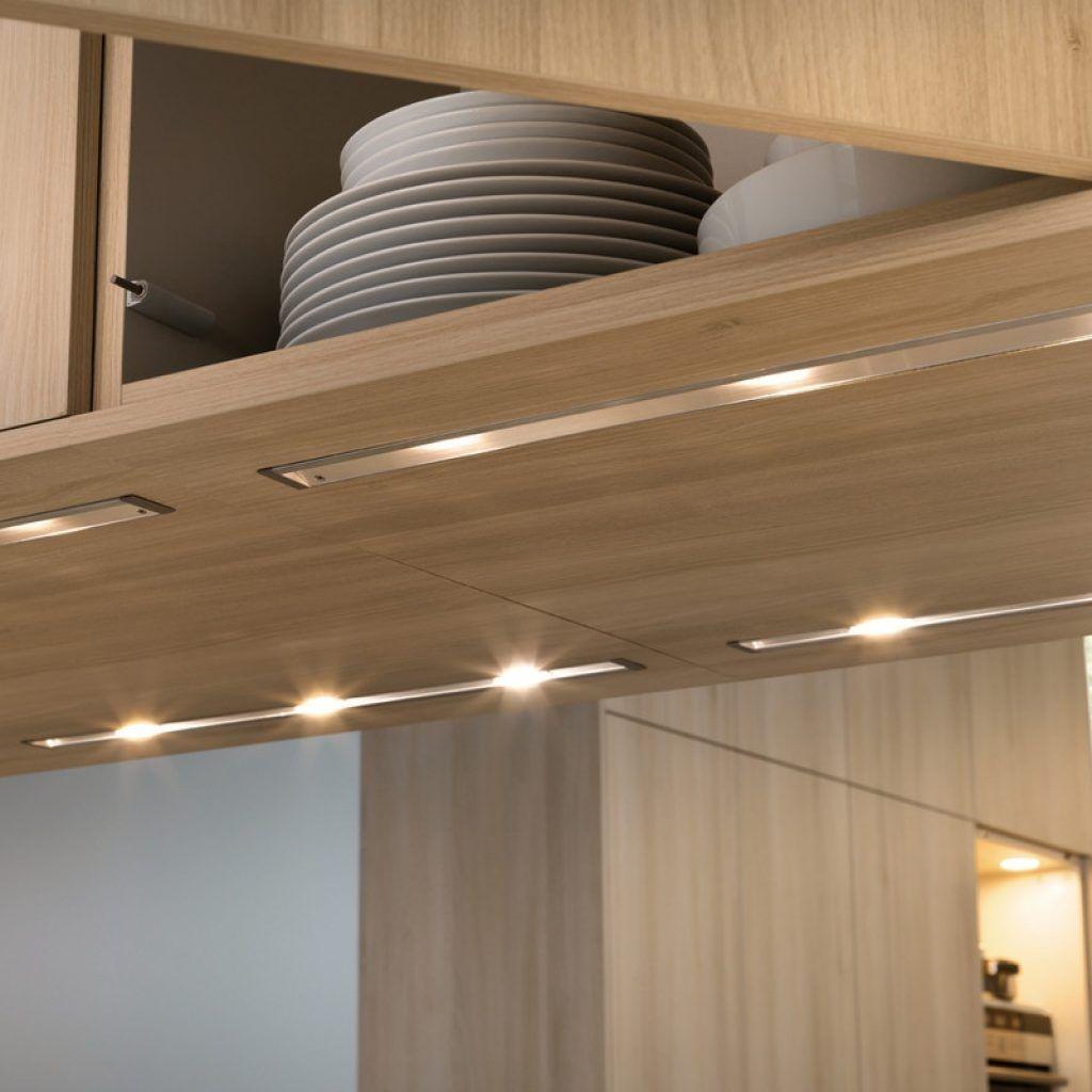 Led Kitchen Lighting Under Cabinet