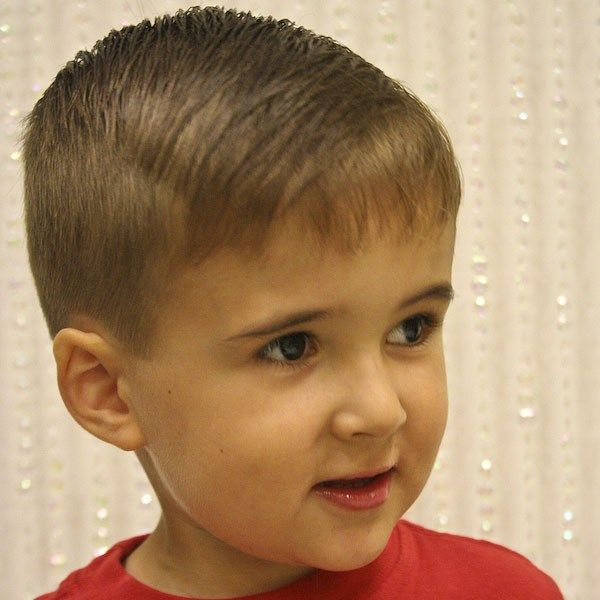 Strange 1000 Images About Little Boy Haircut On Pinterest Kid Hairstyle Inspiration Daily Dogsangcom