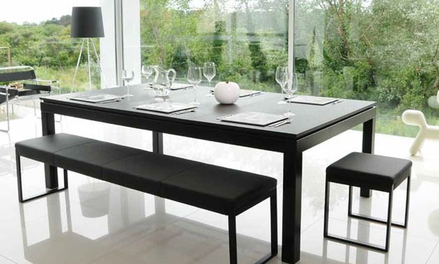 Dining And Pool Table Combination Fusion Tables Com Imagens