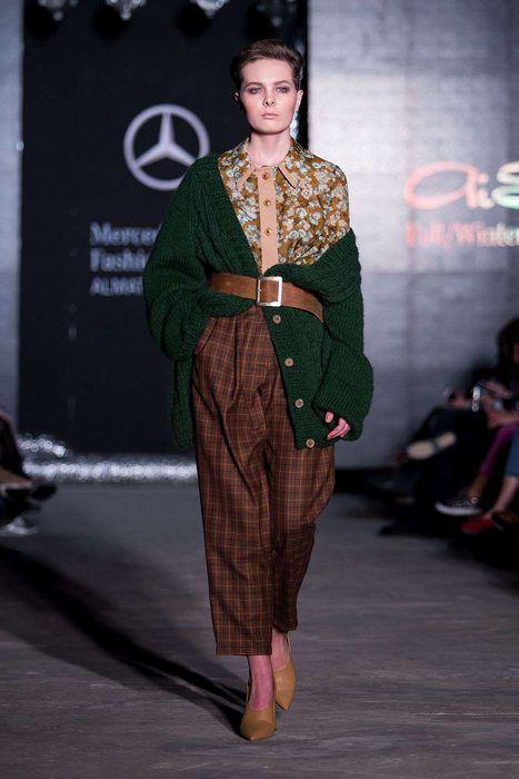 Aisho, Fall-Winter 2017, Almaty, Womenswear