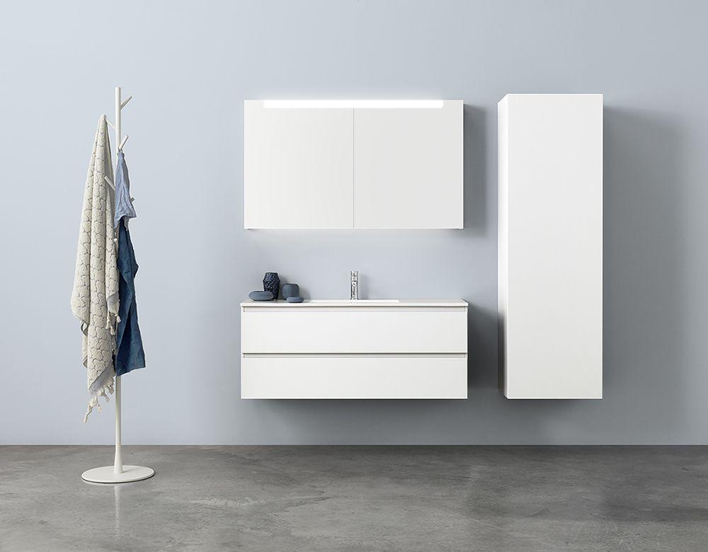 Norm Badrumsmöbel Aspen Badrumsmöbler A120 Underskåp Bathroom Furniture