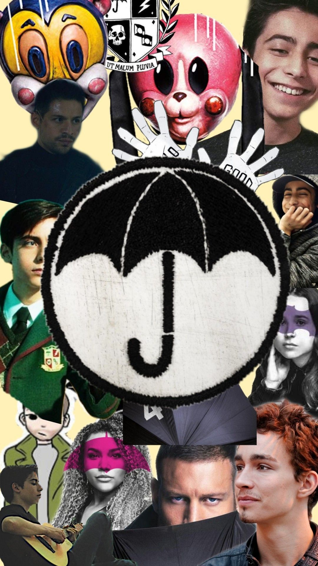umbrella academy wallpaper | Fondos de pantalla de ...