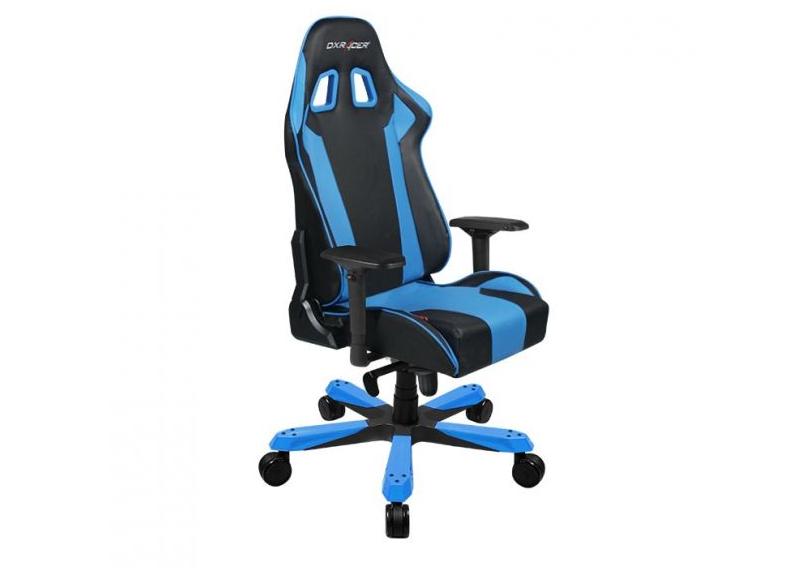 Fotel gamingowy DXRacer Seria King OH/KS06/NB czarno