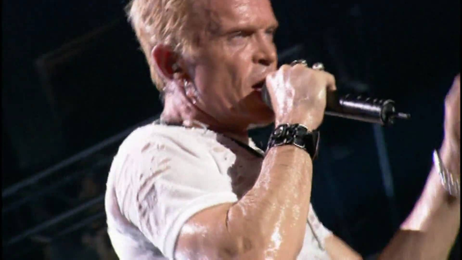 Billy Idol White Wedding From In Super Overdrive Live Filmes Musica Livros