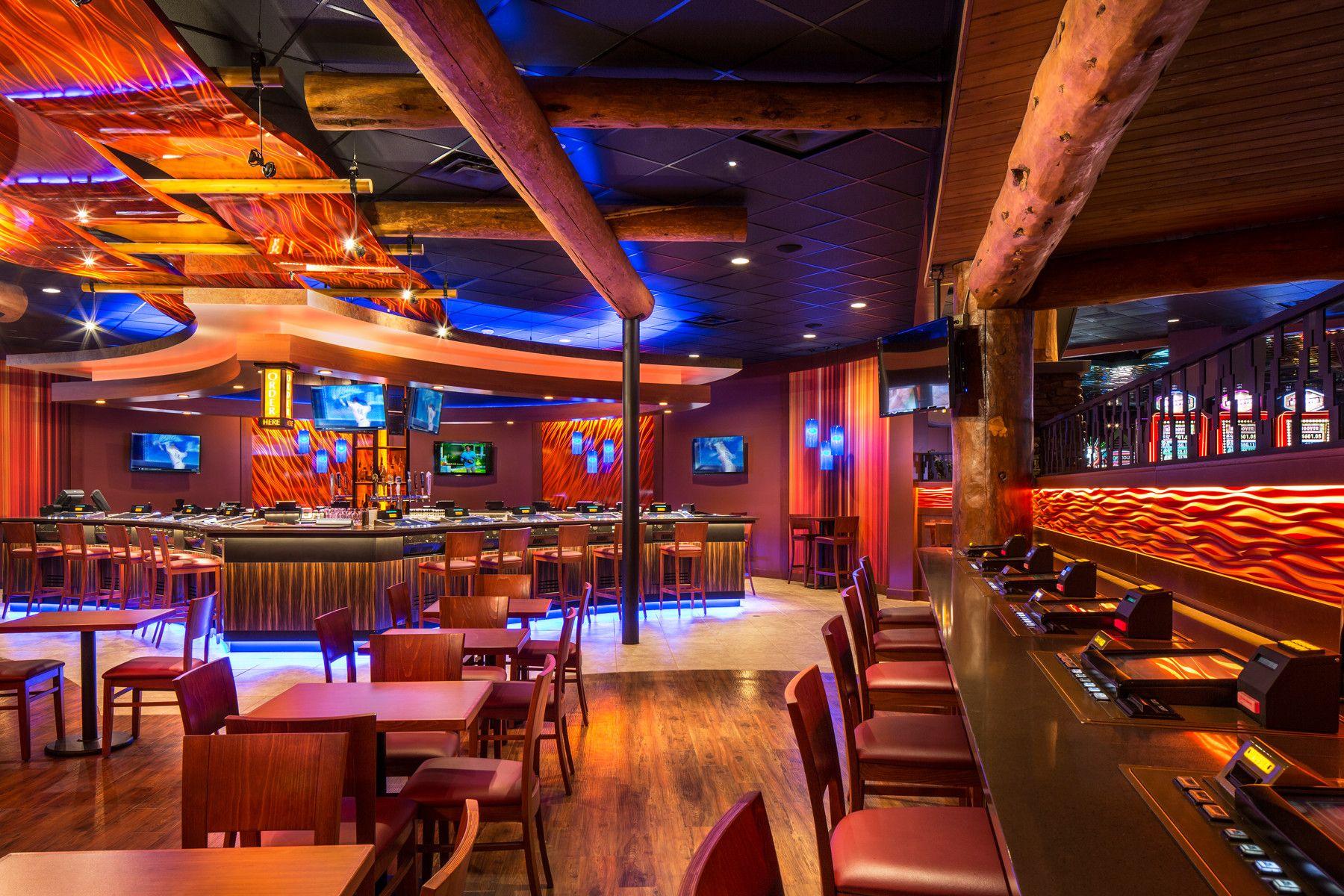 Coeur D\'Alene Casino   Nighthawk Lounge Design & Remodel   Bar ...