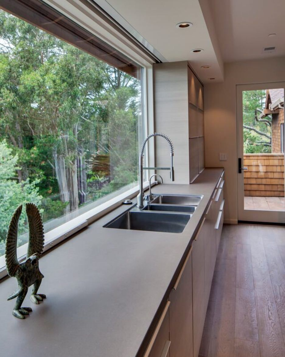 Talk About A Kitchen View Color Shown In Barro Neolith