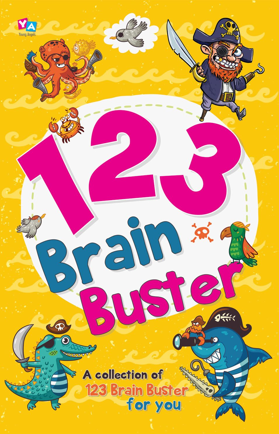123 Brain Buster. Rs90/ 1 2 3 brain buster is a rich
