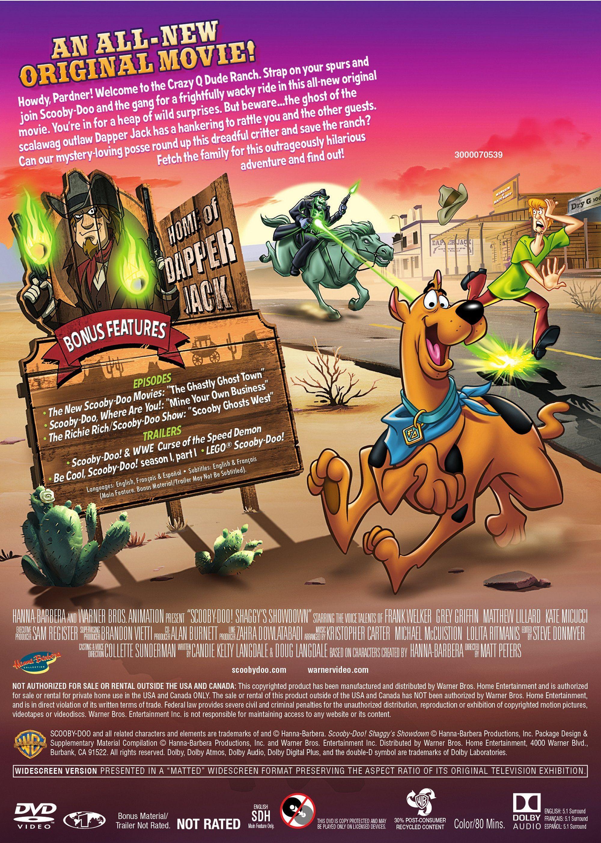 scooby doo dvd trailer