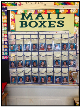 Ideas for Cheap and Easy STUDENT MAILBOXES in the Classroom