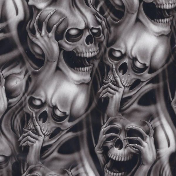 Image Result For Demon Tattoo Designs With Images Demon Tattoo Scary Tattoos Evil Skull Tattoo