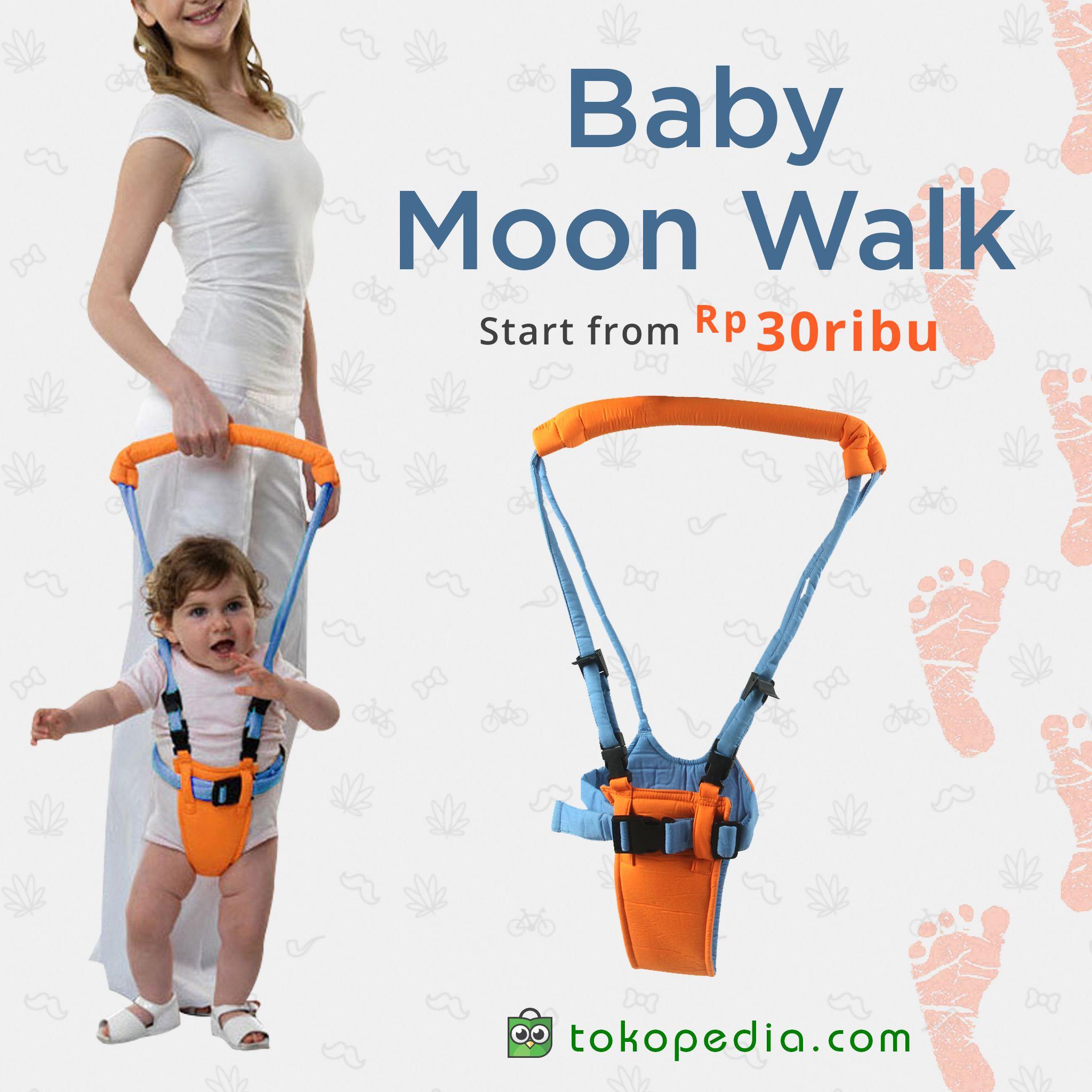 Eits Ini Bukan Alat Supaya Bayi Bisa Melakukan Moon Walk Ala