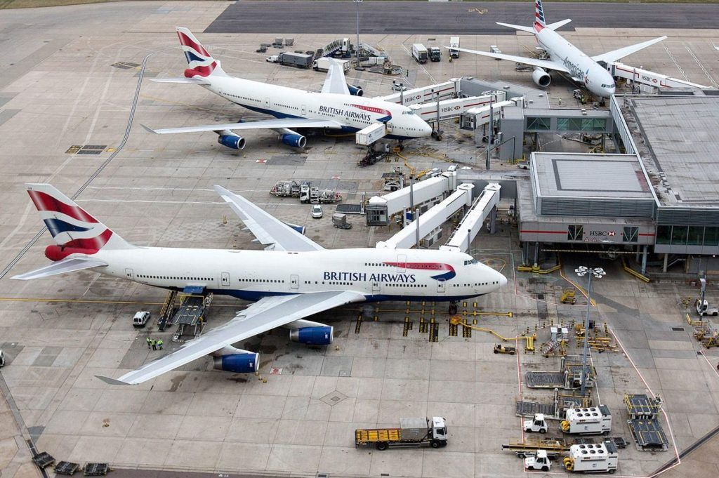 European Growth Helps Boost Global Airline Profits British Airways Aircraft A Strong Performance From European Airl British Airways European Airlines Airline