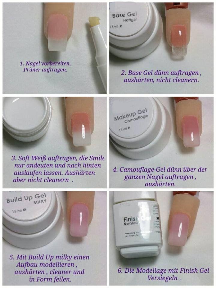 Gelnagels Babyboom Google Zoeken French Manicure Gel Nagelpflege Franzosische Manikure Nagel