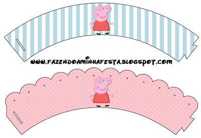 Peppa Pig Free Printables Cumpleanos D Pinterest Free