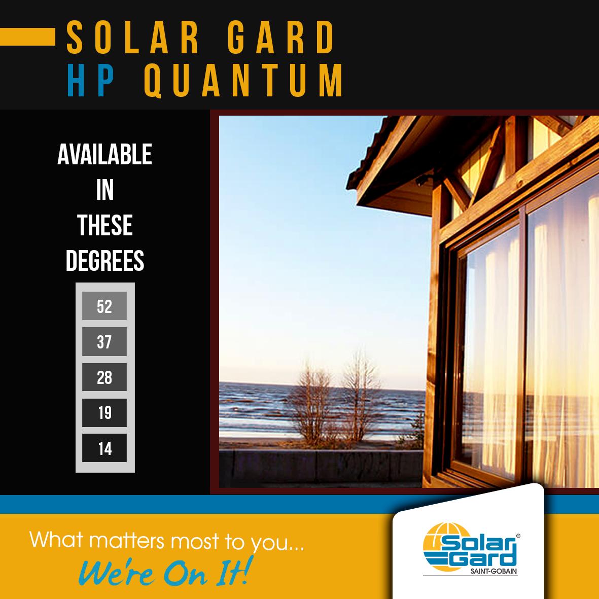 الفئة Hp Quantum باختصار إجمالي عزل الطاقة الشمسية حتى 61 نقل الضوء المرئي حتى 50 عزل كل أنواع الأشعة فوق البنفسجية بنسبة 99 Window Film Gard Solar