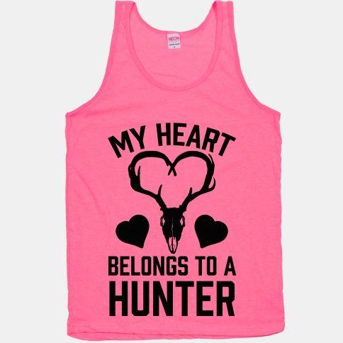 My Heart Belongs To A Hunter #Hunting #Deer #Season #Sports #Relationship #Heart #Love #Antlers #Buck #Bow #BowHunting #HuntingMeme #DeerSeason #Shooting #BowHuntingMeme #BowHuntingLol #DeerHuntingLol