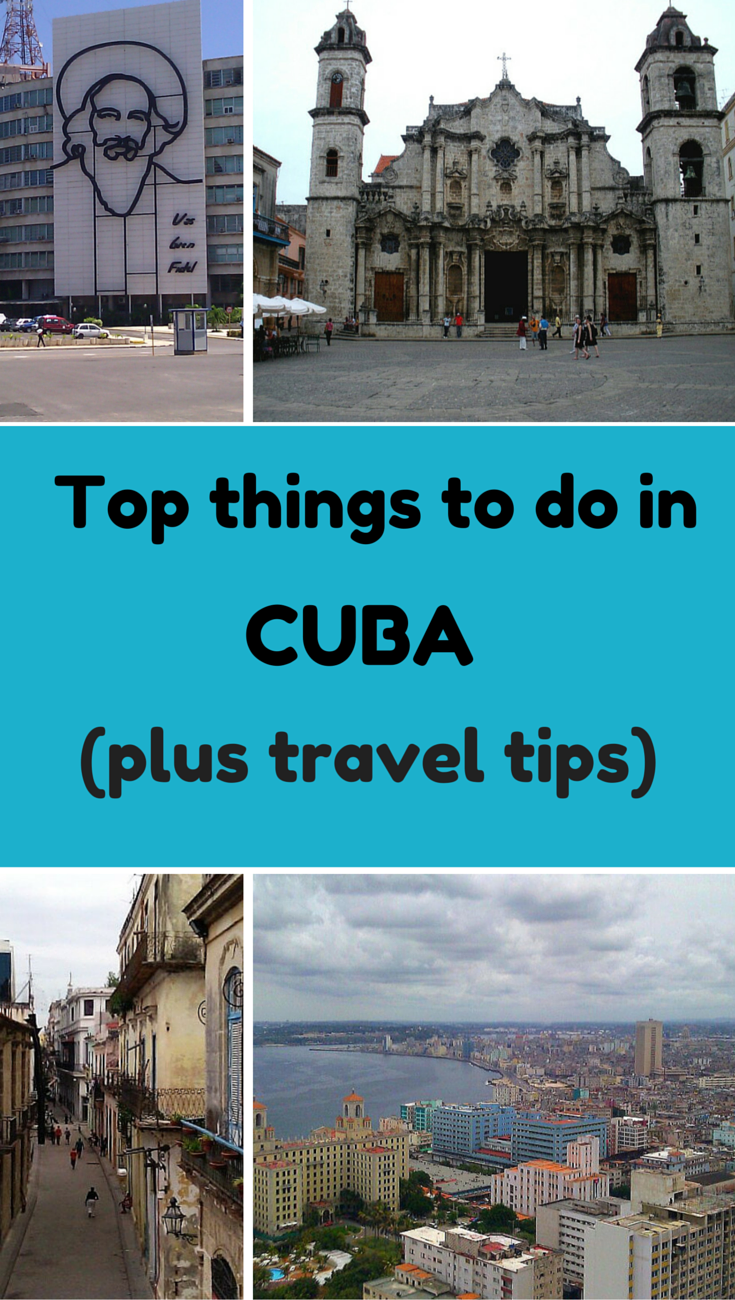 Top things to do in Cuba (what to see, where to eat and more) PLUS Cuba travel tips.*********************************************************************** Cuba | Cuba Havana| Cuba Travel | Cuba Travel Tips| Cuba Travel Tips Places to Visit| Cuba Travel Tips Tricks| Cuba Travel Itinerary | Cuba Travel Havana  | Cuba Travel Guide