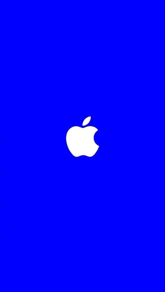 Blue Apple Wallpaper Apples Apple Logo Wallpaper Apple